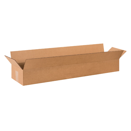 "36 x 8 x 4"" Long Corrugated Boxes"