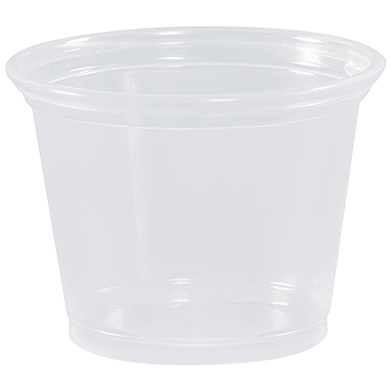 Plastic Portion Cups