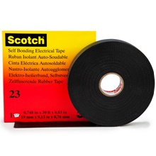 3M<span class='tm'>™</span> 23 Rubber Splicing Electrical Tape